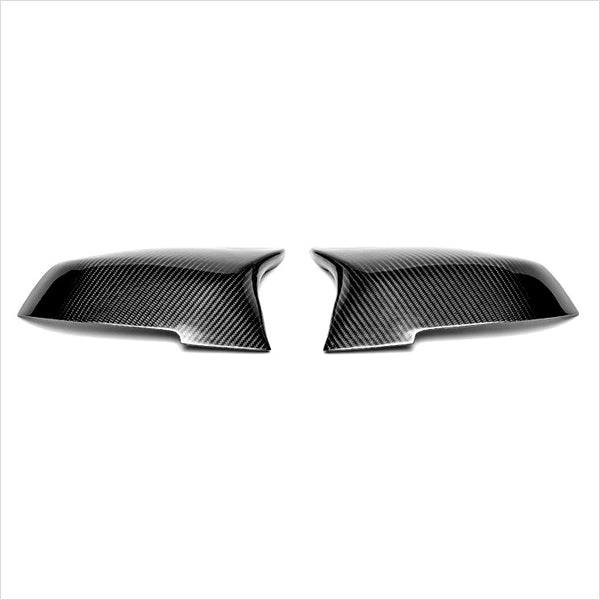 AutoTecknic M Inspired Carbon Fiber Mirror Covers BMW F22 F30 F32 F87 M2