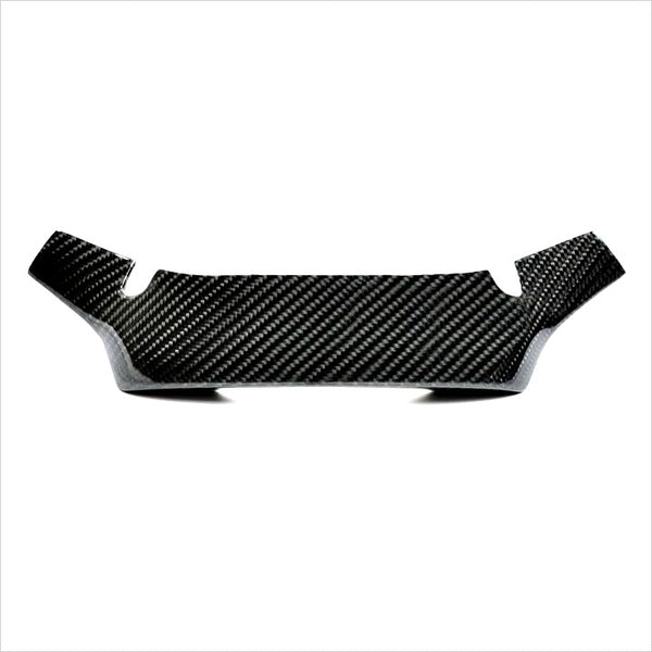 AutoTecknic Carbon Fiber Steering Wheel Top Cover BMW F90 M5