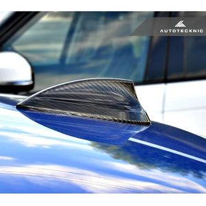 AutoTecknic Dry Carbon Fiber Roof Antenna Cover BMW G30 5 Series & F90 M5