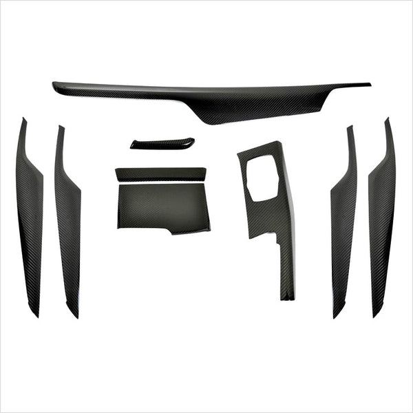 AutoTecknic Dry Carbon Fiber Interior Trim Kit BMW G30 5-Series F90 M5