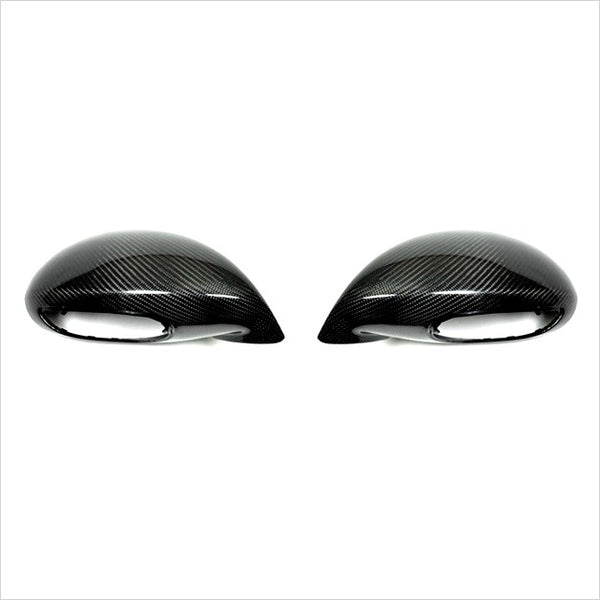 Autotecknic Carbon Fiber Mirror Covers Porsche 911 Turbo GT3 GT4 (991)