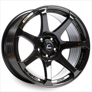 Cosmis MR7 Black Wheel 18x9 5x100 +25mm