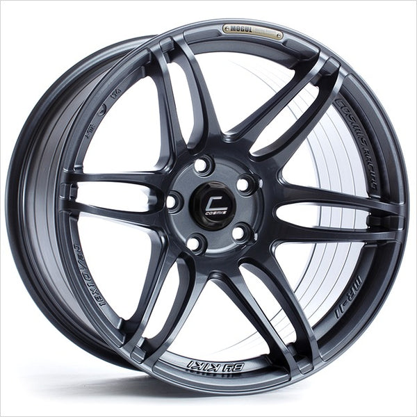 Cosmis MRII Gunmetal Wheel 18x10.5 5x114.3 +20mm