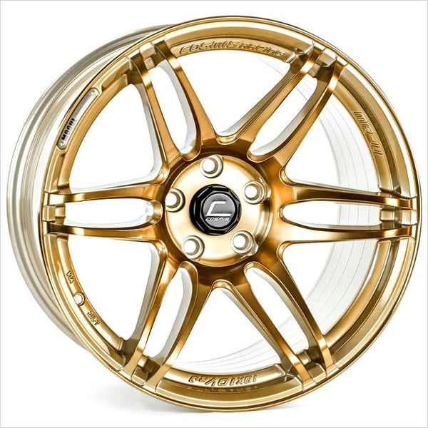 Cosmis MRII Hyper Bronze Wheel 15x8 4x100 +30mm