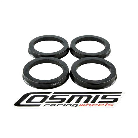 Cosmis Racing Hub Centric Rings 73.1 to 66.1 (Set of 4)