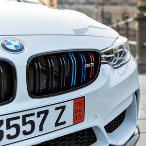 iND Painted Front Grilles BMW F80 M3 F82 M4