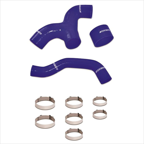 Mishimoto Intercooler Hose Kit Blue WRX (2001-2005)