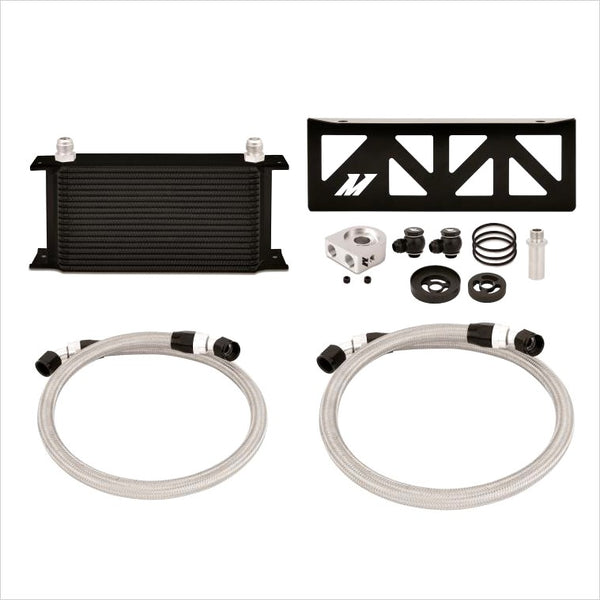 Mishimoto Oil Cooler Kit Black BRZ FR-S T86