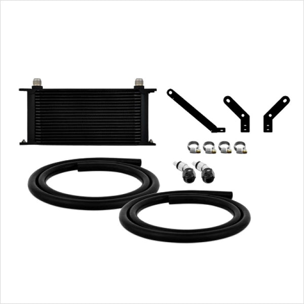 Mishimoto Transmission Oil Cooler Kit Black WRX (2015-2020) CVT
