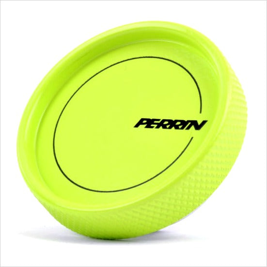 Perrin Oil Cap Neon Yellow WRX / STI (2002-2019)