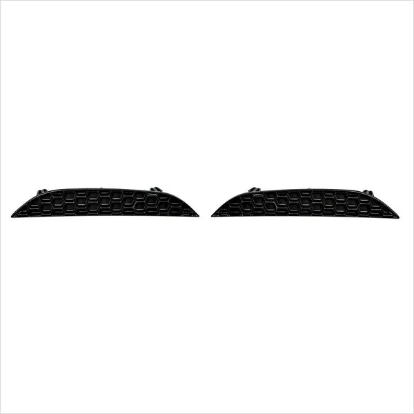 Acexxon Honeycomb Rear Reflector Inserts Matte Black BMW F90 M5