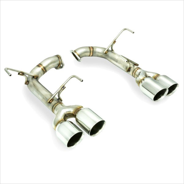 Remark Axleback Exhaust Stainless Steel Double Wall Tips WRX / STI (2015-2020)