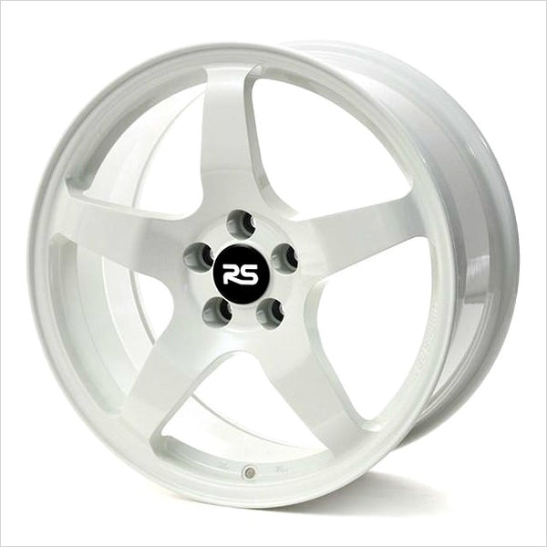 Neuspeed Neu-F RSe05 White Wheel 17x7.5 4x98 35mm