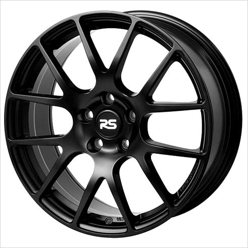 Neuspeed NM Eng RSe12 Black Wheel 18x7.5 5x112 40mm