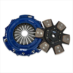 SPEC Stage 3 Clutch Kit (Non Self-Ratcheting) Mazdaspeed 3 (2007-2013)