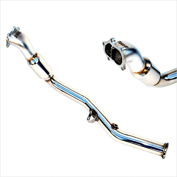 Invidia Downpipe Catted Divorced Wastegate Legacy GT Auto (2005-2009)