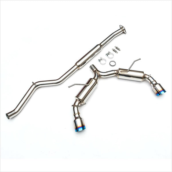Agency Power Catback Exhaust BRZ FR-S T86