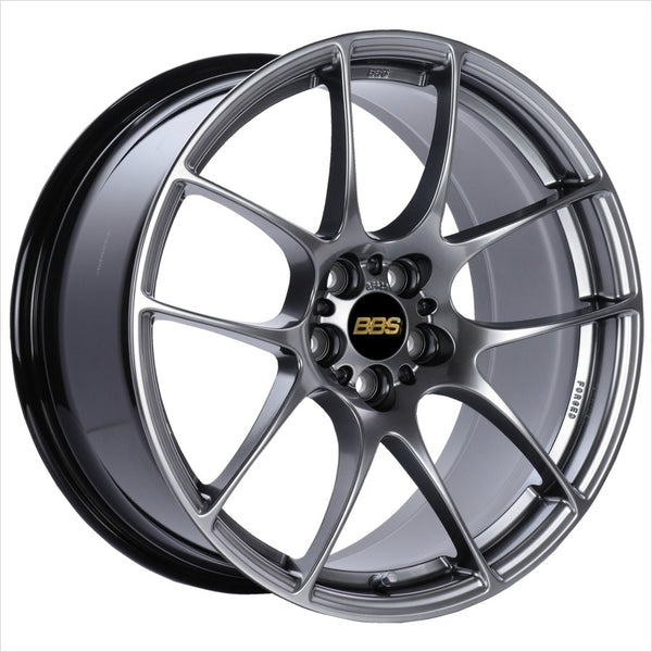 BBS RF Diamond Black Wheel 18x8 5x120 48mm