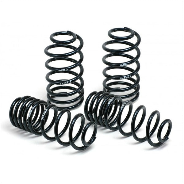 H&R Sport Springs Focus ST (2013)