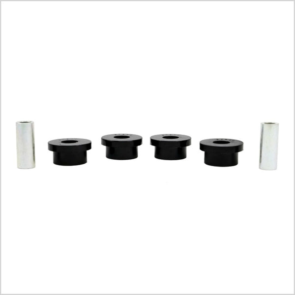 Whiteline Rear Upper/Inner Toe Control Arm Bushing Kit EVO 8 / 9