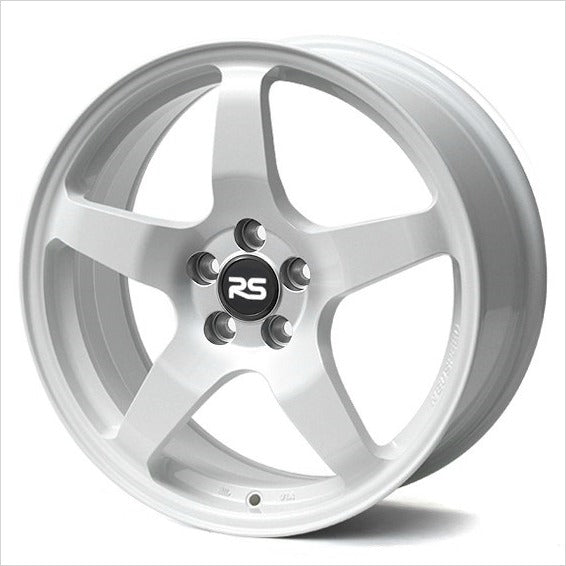 Neuspeed RSe05 Silver Wheel 17x8 5x112 45mm