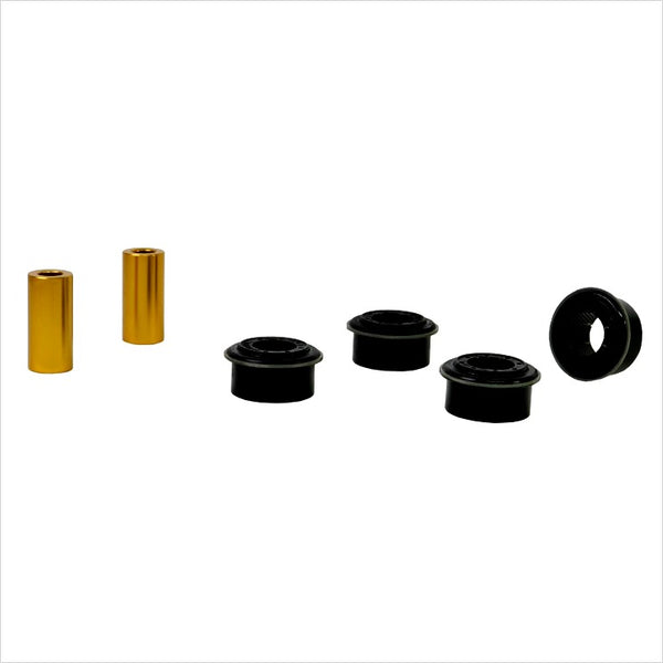 Whiteline Front Inner Lower Control Arm Bushing Kit WRX (2015-2019) STI (2008-2014)