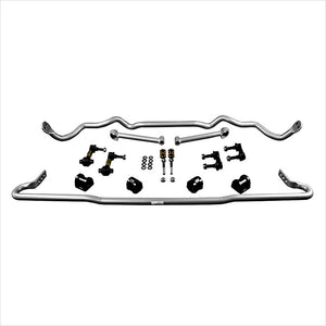 Whiteline Front and Rear Sway Bar Kit with Endlinks WRX (2015-2018)