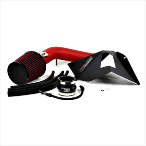 GrimmSpeed StealthBox Intake Red WRX (2015-2017)