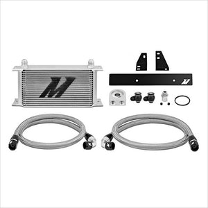 Mishimoto Oil Cooler Kit Silver Nissan 370Z / Infiniti G37 Coupe