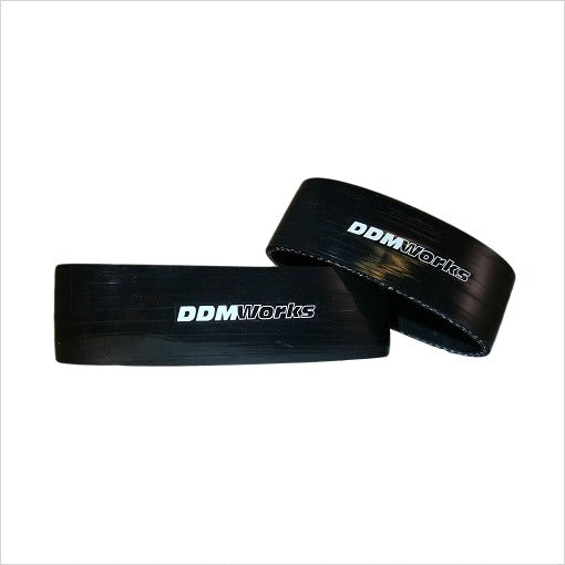 DDMWorks Silicone Intercooler Boots Black MINI S R53