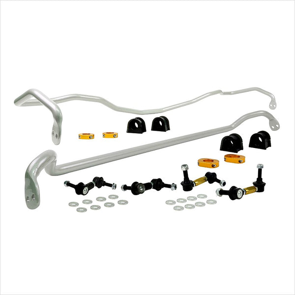 Whiteline Sway Bar Kit Front and Rear Adjustable 20mm w/ Endlinks Legacy GT (2005-2009)