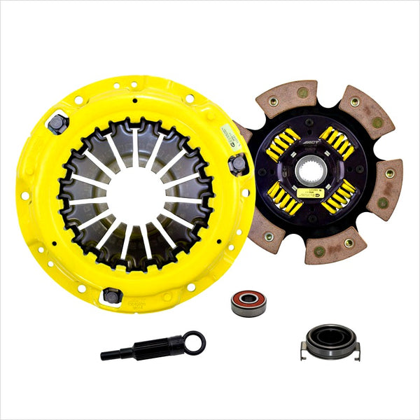 ACT Heavy Duty 6-Puck Disc Clutch Kit WRX (2006-2018)