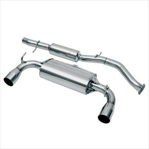 Neuspeed Catback Exhaust VW Golf MK4 R32
