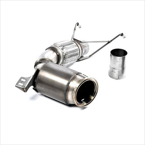 Milltek Downpipe with High Flow Cat (fits Milltek System Only) MINI S F56