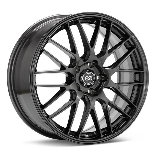 Enkei EKM3 Gunmetal Wheel 17x7 5x100 45mm