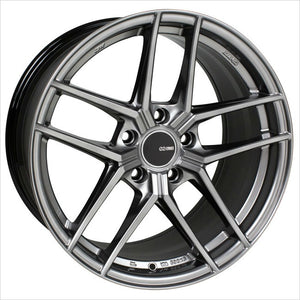 Enkei TY5 Silver Wheel 19x8 5x114.3 40mm