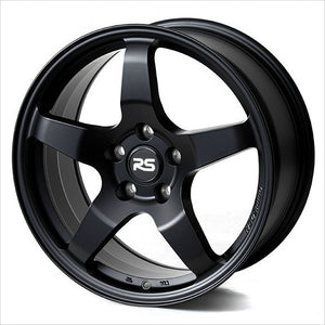 NM Eng RSe05 Satin Black Wheel 17x7.5 5x112 40mm