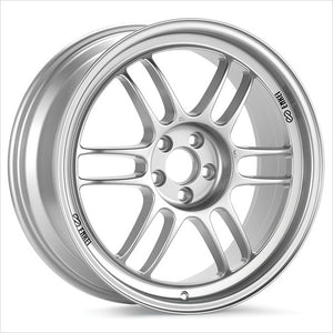 Enkei RPF1 Silver Wheel 17x10 5x114.3 38mm