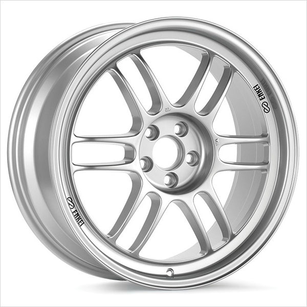Enkei RPF1 Silver Wheel 17x8 5x114.3 35mm