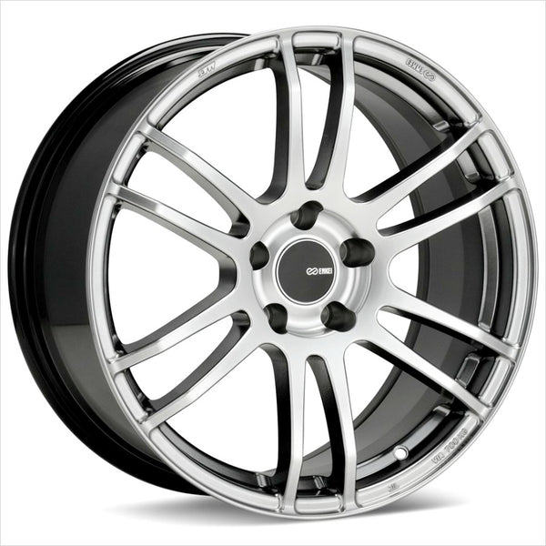 Enkei TSP6 Hyper Silver Wheel 18x9.5 5x112 35mm