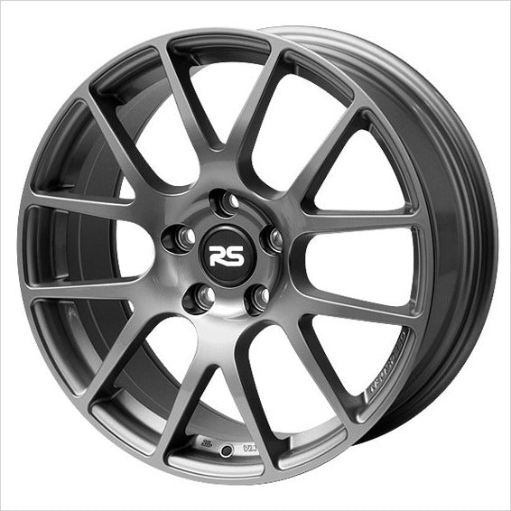 NM Eng RSe12 Gun Metal Wheel 18x7.5 5x112 40mm