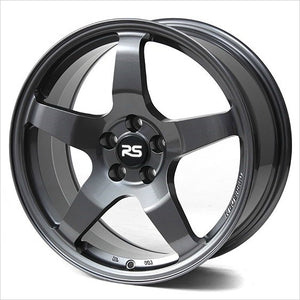 NM Eng RSe05 Gun Metallic Wheel 17x7.5 5x112 40mm