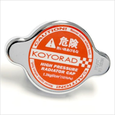 Koyo Type A Hyper Radiator Cap Red 1.3 Bar