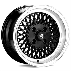 Enkei92 Black Wheel 15x7 4x100 38mm