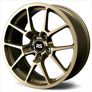 Neuspeed RSe10 Satin Bronze Wheel 18x8 5x112 45mm