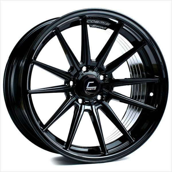 Cosmis R1 Black Wheel 18x9.5 5x114.3 +35mm