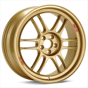 Enkei RPF1 Gold Wheel 18x8.5 5x114.3 40mm