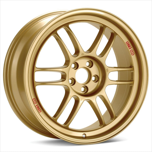 Enkei RPF1 Gold Wheel 17x8 5x100 45mm