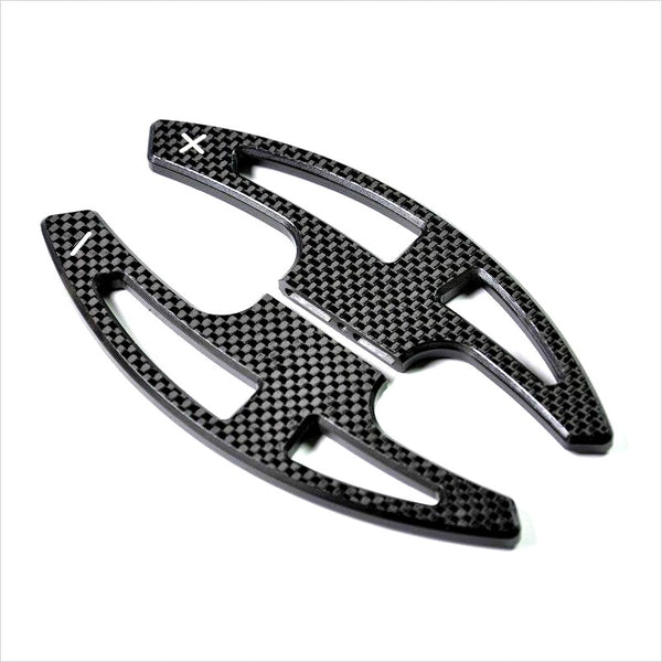 Autotecknic Competition Carbon Fiber Shift Paddles BMW E90 E92 E93 M3