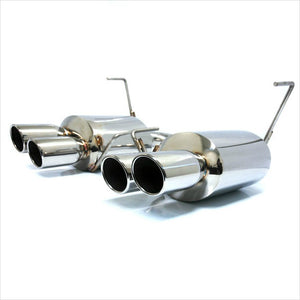 Agency Power Catback Exhaust STI Sedan (2011-2018)